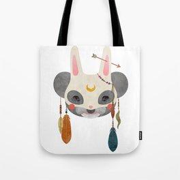 koala masquerade Tote Bag