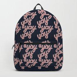 YAY YAY YAY! Backpack