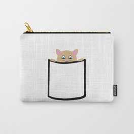pocket kitten Carry-All Pouch