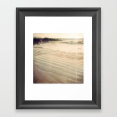 Good Day Today Framed Art Print