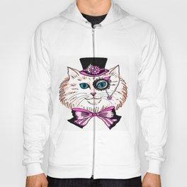 Steampunk Kitty Hoody