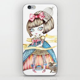 Carnivale Blythe iPhone Skin