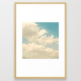 Laugh at the Sky Framed Art Print