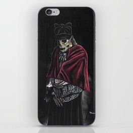 The Priest  iPhone Skin