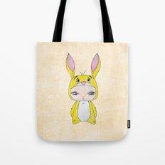 A Boy - Rabbit (coco lapin) Tote Bag