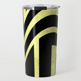 Old School Tie Travel Mug