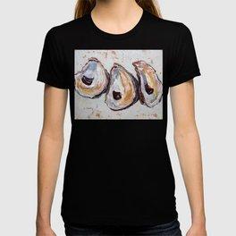 Oyster shells T-shirt
