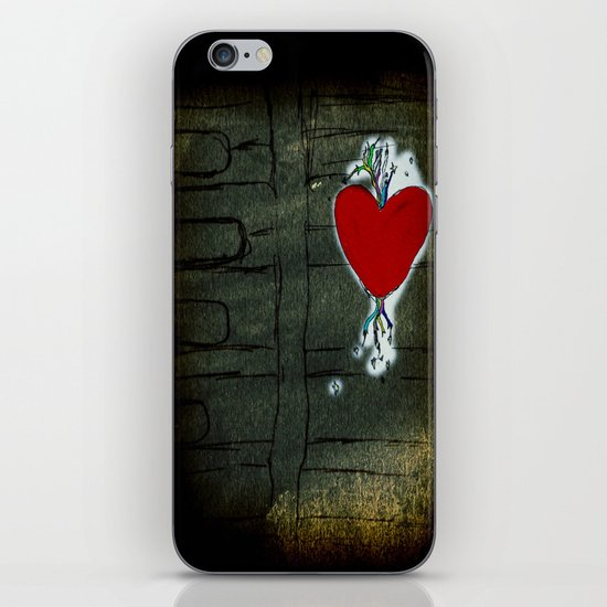 Love Malfunction iPhone & iPod Skin