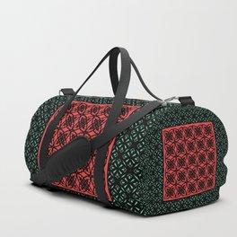 Art Deco Bohemian Mosaic 2 Duffle Bag