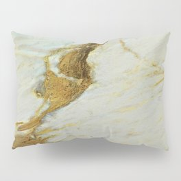 Polished Marble Stone Mineral Texture 5 Pillow Sham