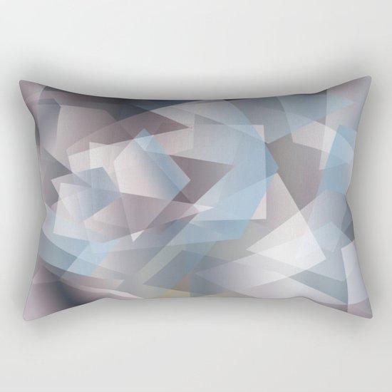 Abstract 209 Rectangular Pillow