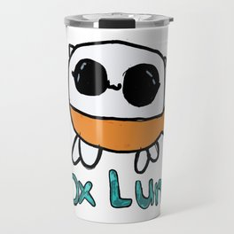 Fox Lunch Official Tee Travel Mug