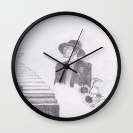 She is my Home Wall Clock