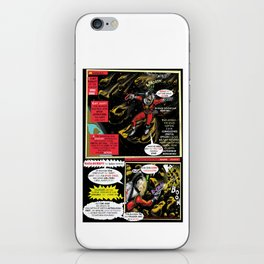 Page # 2 of Tex Watt's  (UNCENSORED) SUNDAY COMIX POP-ART! iPhone Skin