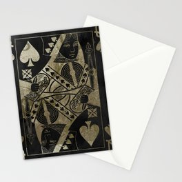 Fashion Queen Stationery Cards