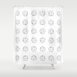 Ico Shower Curtain