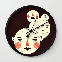 Migraine Wall Clock