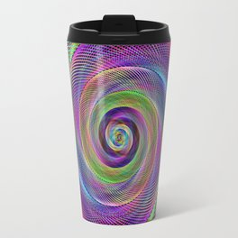 Spiral magic Travel Mug