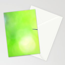 Amazing Majestic Little Cute Exotic Kolibri Humming Bird Hovering In Air Close Up Ultra HD Stationery Cards