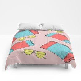 Summer Travels Comforters