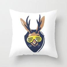 Party Animal Throw Pillow
