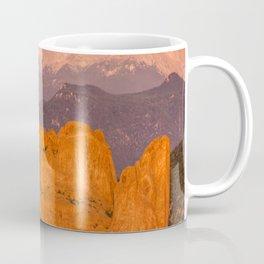 Beautiful Kissing Camels Colorado Spring Coffee Mug