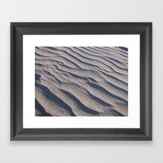 Sand of Time Framed Art Print