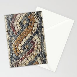 Roman mosaic Stationery Cards