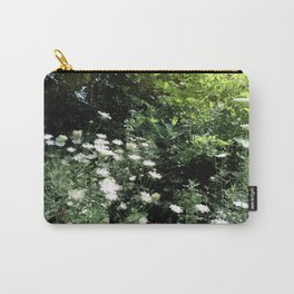 Queen Anne's Lace in August Carry-All Pouch