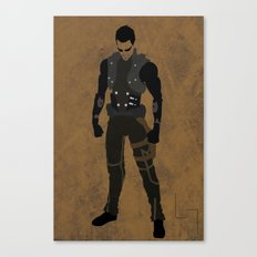 Adam Jensen Canvas Print
