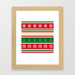 Merry Christmas 2 Framed Art Print