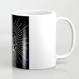 Solar Eclipse Illustration Coffee Mug