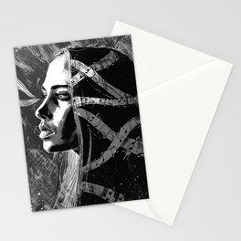 Fiona Apple b&w Stationery Cards
