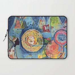 Blue world Laptop Sleeve