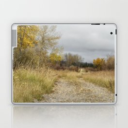 A Walk in Willow Flats - Grand Tetons Laptop & iPad Skin