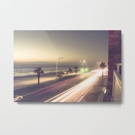 Urban twilight Metal Print