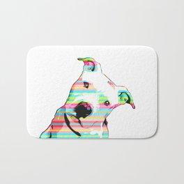 Pit Bull | Pop Art Bath Mat