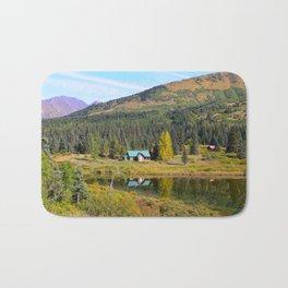 Lake Retreat - Alaska Bath Mat