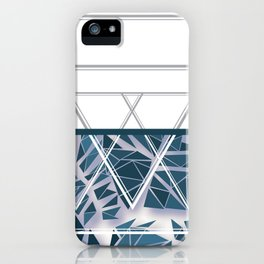 Tropical Horizon iPhone Case