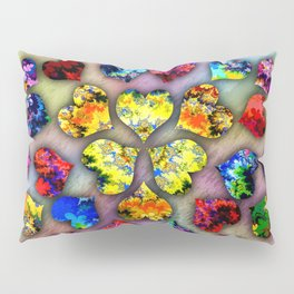 heart beat II Pillow Sham