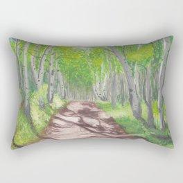 TAFAC.net Portal Painting Rectangular Pillow