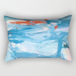 Cheers to Adventure Rectangular Pillow