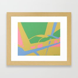 Supercar 001 Framed Art Print