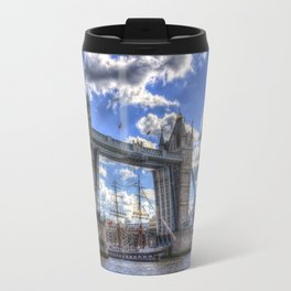 tower bridge and the Stavros N Niachos Travel Mug