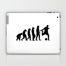 FOOTBALL EVOLUTION Laptop & iPad Skin