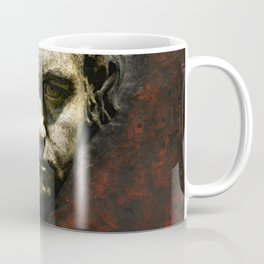 Ludwig van Beethoven (1770-1827) by Franz von Stuck (1863 - 1928)(1) Coffee Mug