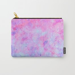 First Love - Original Abstract Art by Vinn Wong Carry-All Pouch