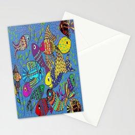 Beautiful Fish Stationery Cards