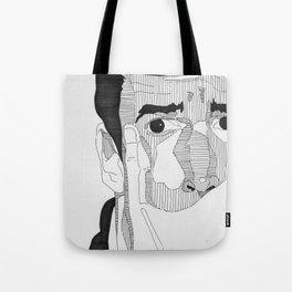 Norman Bates. Tote Bag