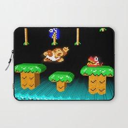 Inside Donkey Kong Junior Laptop Sleeve